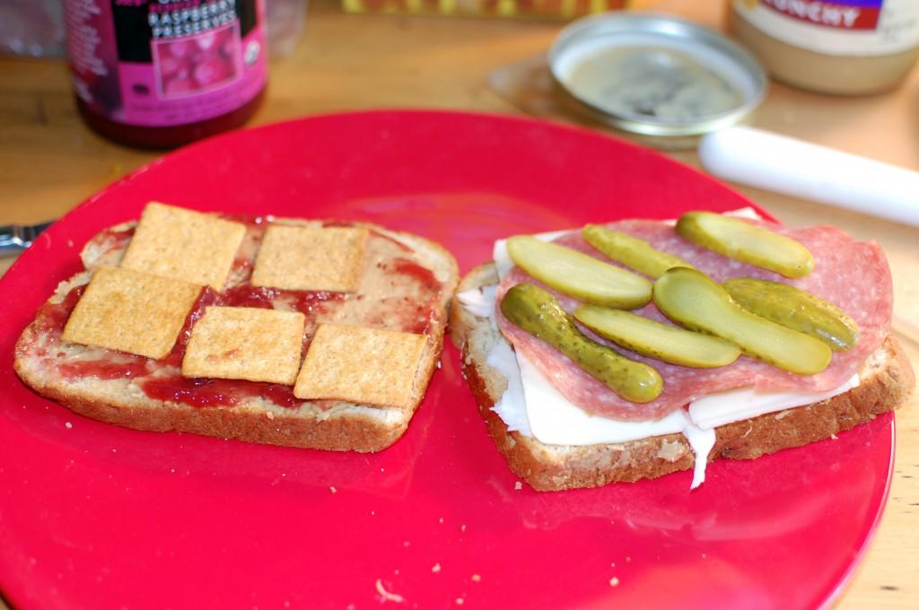 Griffin's Sandwich