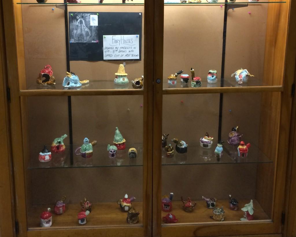 Fairy House Cabinet