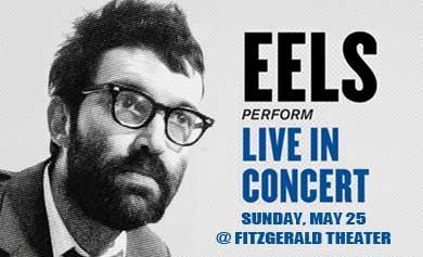 Eels @ the Fitz