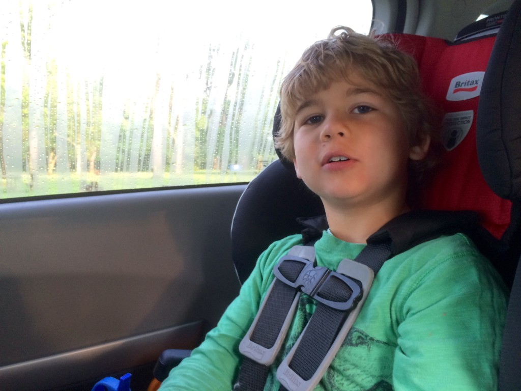 Griffin carseat