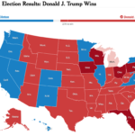 Election results as of Saturday morning.